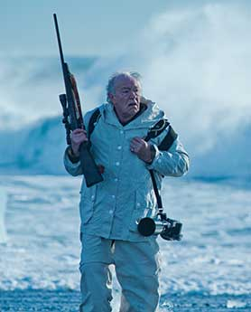 Sky's Fortitude was shot in Iceland