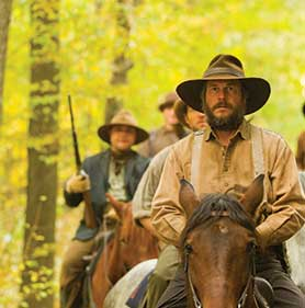 Hatfields & McCoys recreated Appalachia in Romania