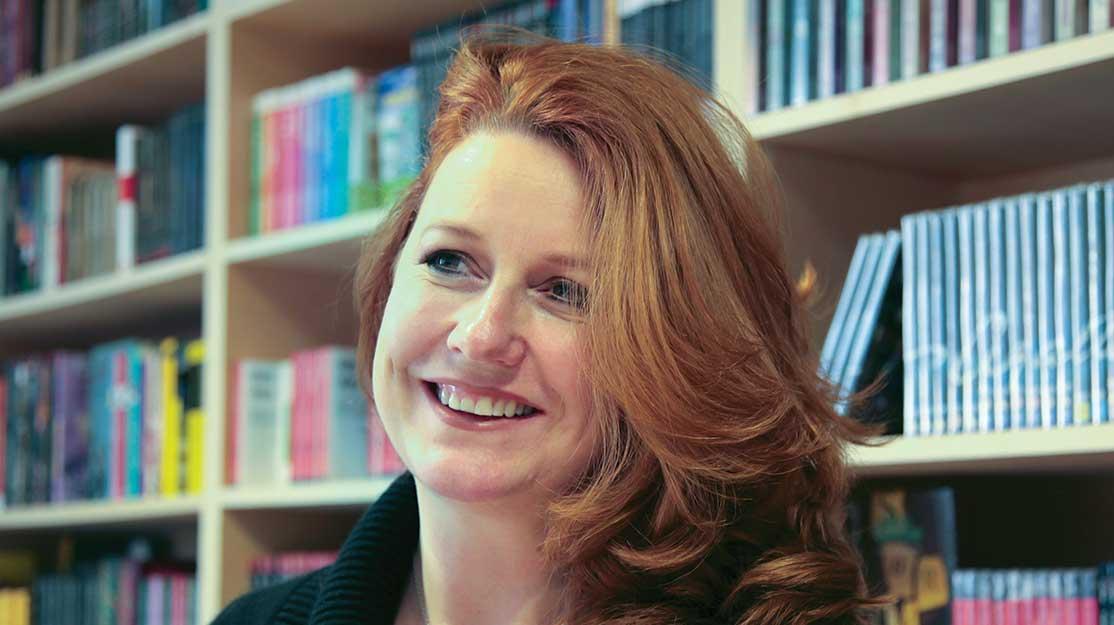 Agatha Christie Ltd CEO Hilary Strong talks to DQ