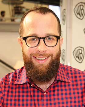 Blindspot showrunner and executive producer Martin Gero