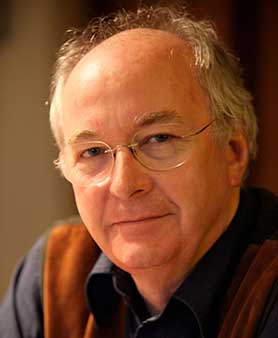 Philip Pullman is looking forward to seeing his work brought to life on TV