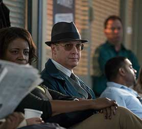 Geo describes the debut episode of The Blacklist, starring James Spader, as 'one of the best pilots I've ever seen'