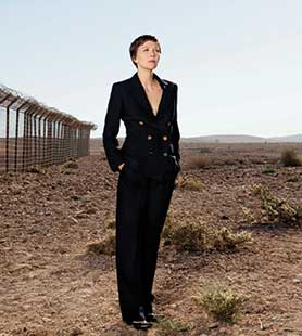 The Honourable Woman filmed scenes in Morocco