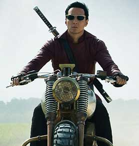 Early reviews for Into the Badlands have been mixed