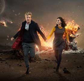 Doctor Who is on its way to Syfy