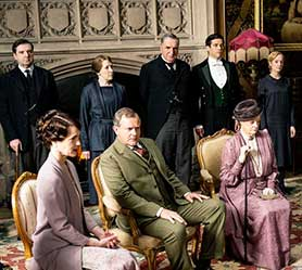 The forthcoming Christmas special will be the very final episode of Downton Abbey