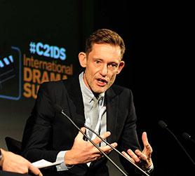 ITV drama director Steve November