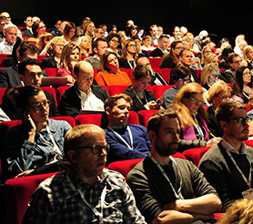 Figures from all areas of the drama industry descended on London for C21's International Drama Summit