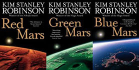 Kim Stanley Robinson's Mars Trilogy is being adapted for Spike
