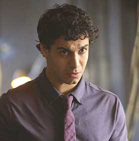 O'Brien is portrayed by Elyes Gabel