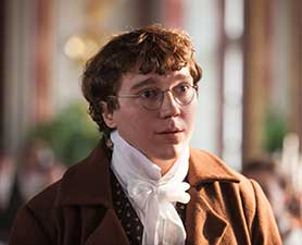 Hollywood actor Paul Dano (12 Years a Slave) is among the big names in the ensemble cast