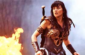 Could Xena: Warrior Princess be the latest show to see a revival?