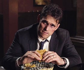 Matt DIllon starred in the first season of Wayward Pines but will not feature in the second run