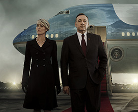 House of Cards is seeking a new showrunner for its fifth season on Netflix