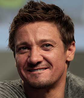 Jeremy Renner will likely appear in Knightfall (photo by Gage Skidmore)