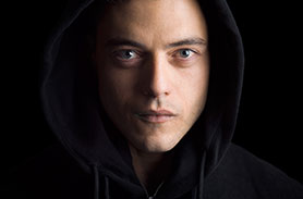 Sam Esmail's Mr Robot has been given a second season