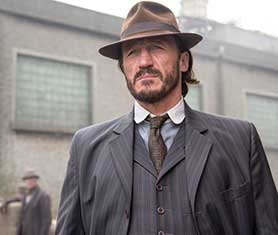 Game of Thrones' Jerome Flynn has a leading role in Ripper Street