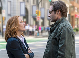The X-Files revival comprises just six episodes