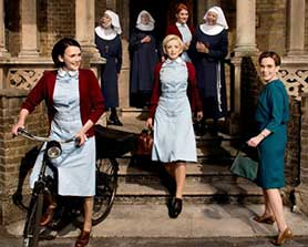 Call the Midwife's new season pulled in eight million viewers