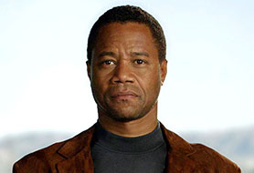 Cuba Gooding Jr will play OJ Simpson in a drama series following the ex-NFL star's murder trial