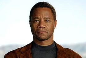 Cuba Gooding Jr will play OJ Simpson in a drama series following the ex-NFL star's murder trial