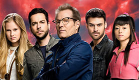 Heroes Reborn will not return