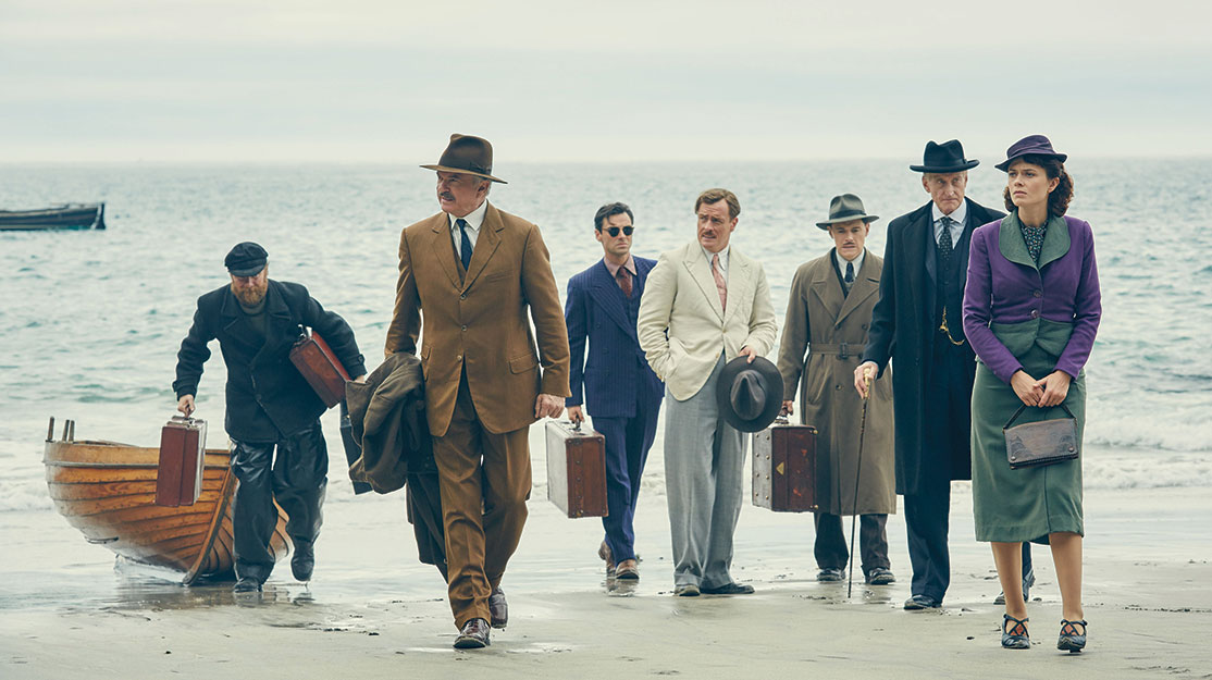 Second to None: DQ on the darkest Agatha Christie adaptation yet