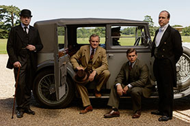 The end of Downton Abbey has left ITV with a hole to fill