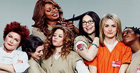 Orange is the New Black has been given an unprecedented three-season order