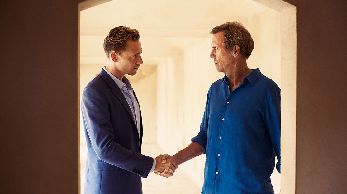 The Night Manager: Hiddleston takes on Laurie on BBC1
