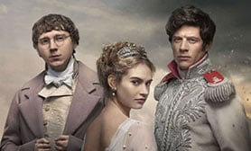 War and Peace has sold to channels around the world