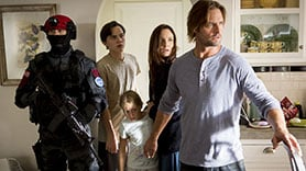 A second season of Colony has been confirmed just four episodes into its debut run