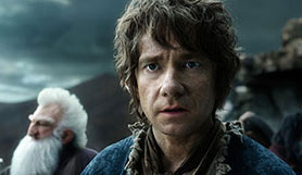 The Hobbit's Martin Freeman stars in Start Up