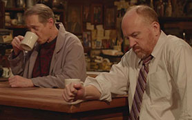 Louis CK's web comedy Horace and Pete
