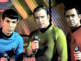 The original Star Trek series