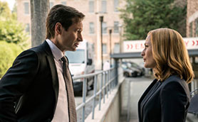 The return of The X-Files has proved enormously popular around the world