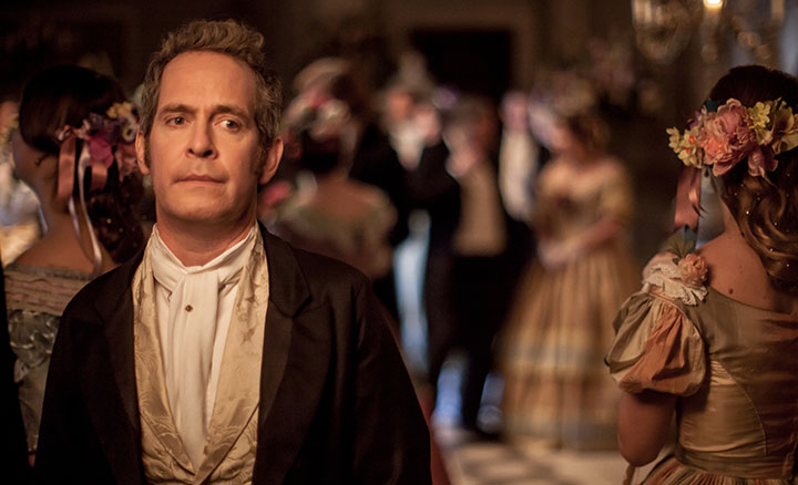 Julian Fellowes' new ITV series Doctor Thorne