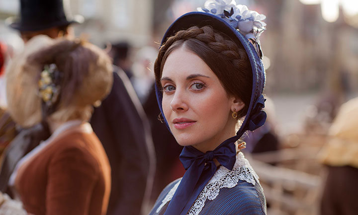 The Weinstein Company's involvement in Doctor Thorne led to the casting of US star Alison Brie