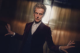 Doctor Who, 'the sixth most social show in America'