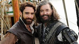 Galavant's chances of renewal on ABC look shaky