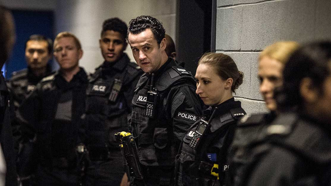 Police drama Line of Duty's cast and crew on the new season