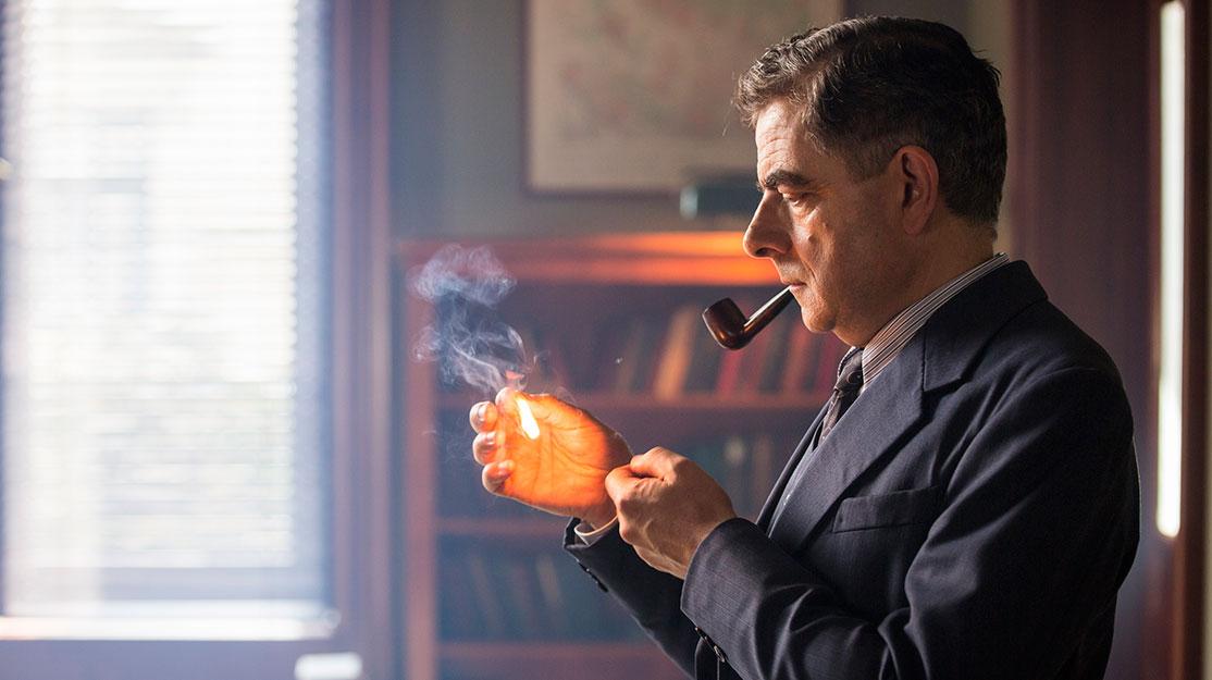 Mr Bean plays it straight: Rowan Atkinson stars in Maigret