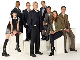 NCIS continues to go from strength to strength on