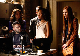 Scandal is headed for a sixth season