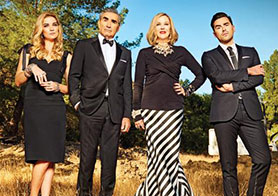 It's been a good week for Schitt's Creek