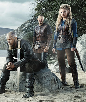 Vikings' 20-episode fifth season will air next year