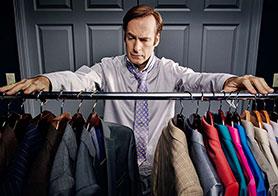 Better Caul Saul, starring Bob Odenkirk, will return for a third season