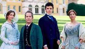 ITV's Doctor Thorne is the new series from Downton Abbey creator Julian Fellowes