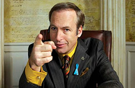 Breaking Bad prequel Better Call Saul has been given a third season on AMC