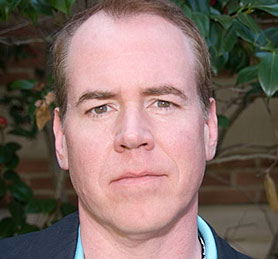 Bret Easton Ellis (photo by Mark Coggins)